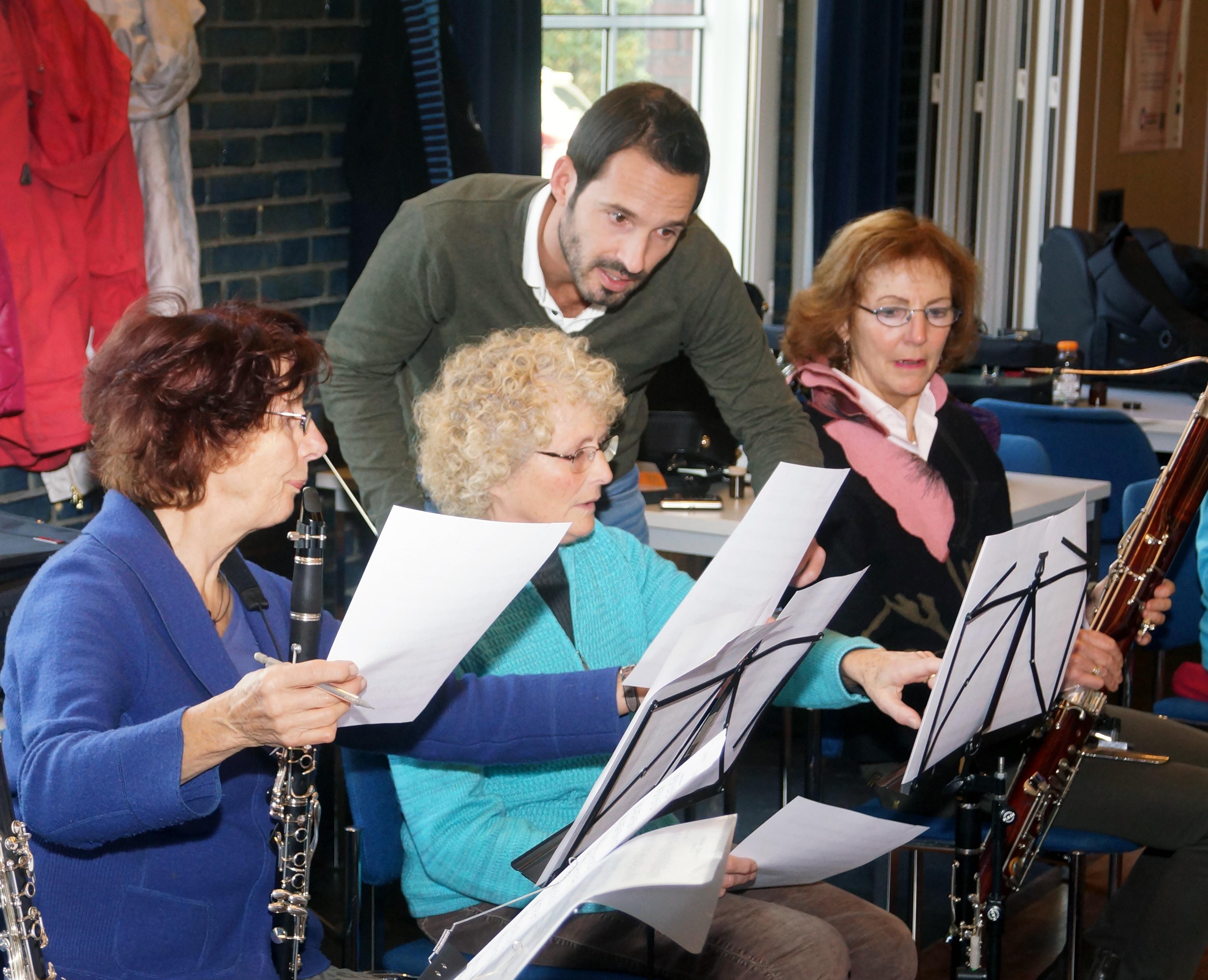 Repertoire Ensemble Classique Eindhoven